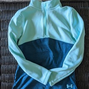 Under Armour 1/4 Zip Sweatshirt